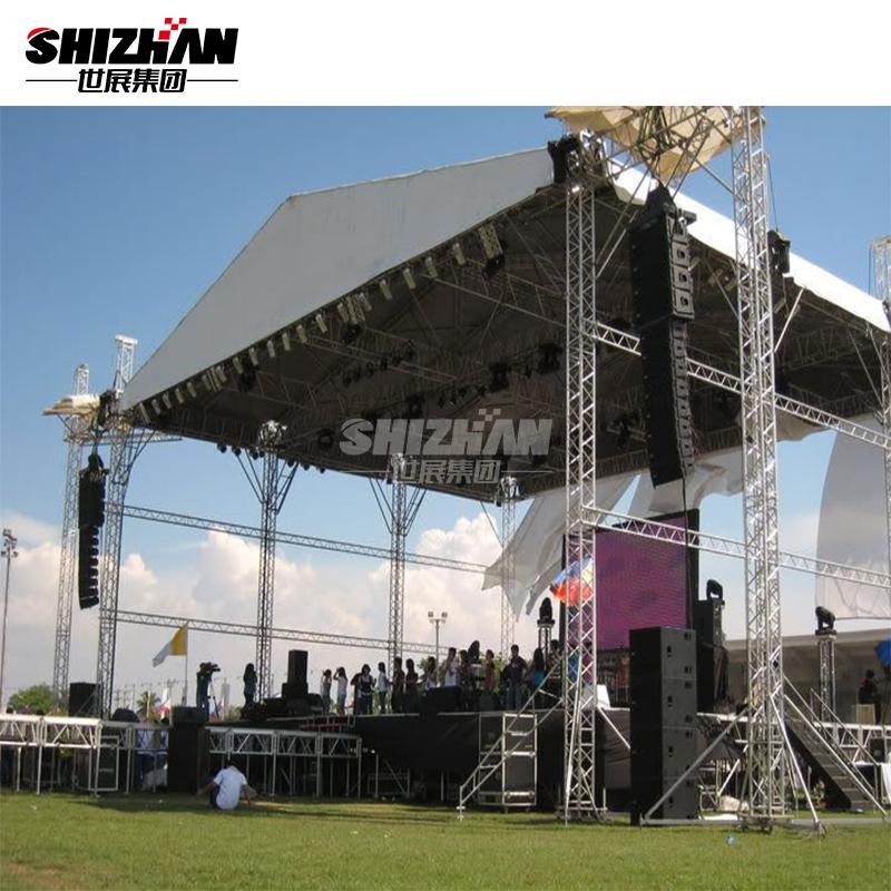 stage truss aluminum